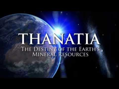 THANATIA -- The Destiny of the Earth's mineral resources