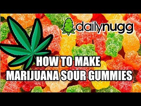 BHO Gummies Recipe / CannaSOS