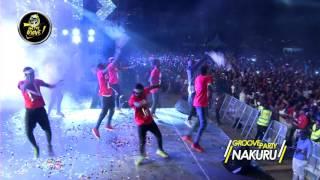 GROOVE PARTY USHERING IN THE NEW YEAR - NAKURU