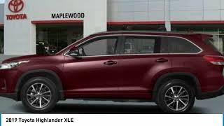 2019 Toyota Highlander XLE Maplewood, St Paul, Minneapolis, Brooklyn Park, MN K12888
