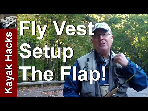 Fly Fishing Basics : How to Buy a Fly Fishing Vest from YouTube · Duration:  1 minutes 8 seconds  · 7.000+ views · uploaded on 24.07.2009 · uploaded by trails