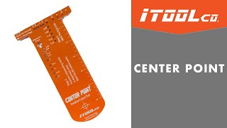 iTOOLco Center Point Knockout Layout Tool