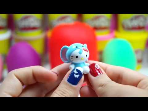 learn-colors-for-children-play-doh-surprise-eggs-cars-2-peppa-pig-spiderman-toys-batman-playdough