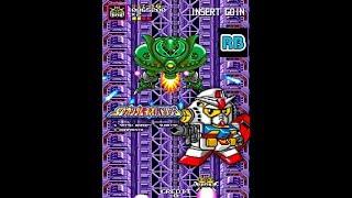 1993 [60fps] SD Gundam Neo Battling Nomiss ALL