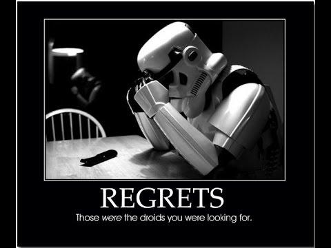 Warum Star Wars Episode VII/7 SCHEISSE ist!!! KRITIK***ACHTUNG SPOILER***