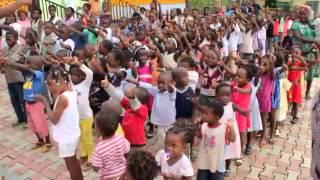 Guinea Ecuatorial 2014 con Operación Niño de la Navidad