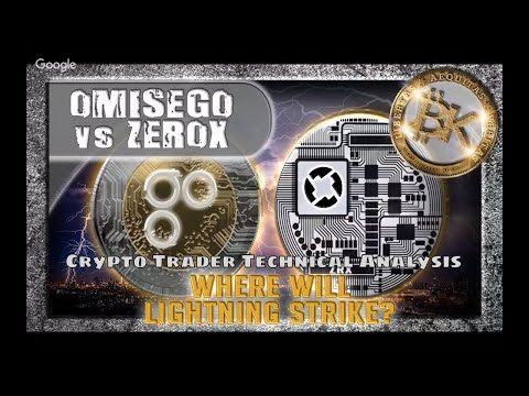 Omisego v 0x⚡⚡ Crypto Trader Analysis BTC 7260 USD | NOV 15 2017 | Earn Free Bitcoin & Make Money