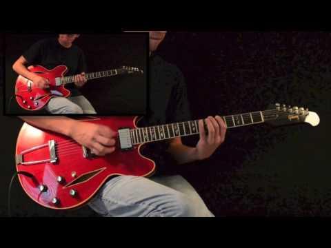 Foo Fighters -  Weenie Beenie (Guitar Play Along)