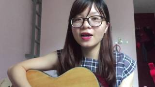 Anh đang nơi đâuuu (Miu Lê) cover guitar