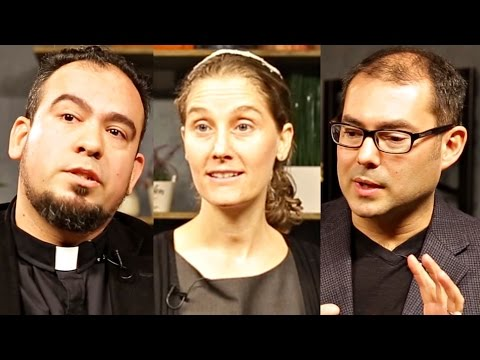 A Priest, Rabbi, And Imam Discuss Gay Rights & More