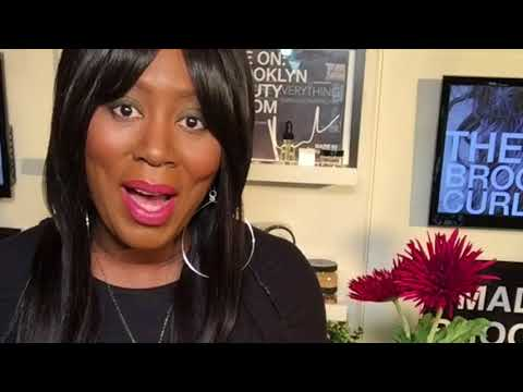 BROOKLYN BEAUTY TV LOCAL HOST PLANS PERSONAL APPEARANCES TOURING COLLEGE CAMPUS+SMALL SHOPS 2018-PR