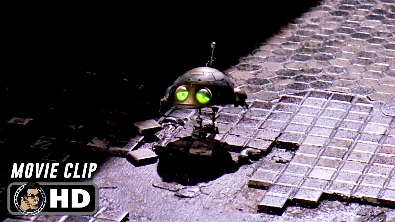 """BATTERIES NOT INCLUDED Clip - """"Return"""" (1987)"""