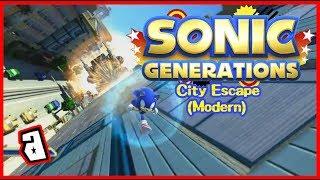 Sonic Generations - City Escape (Modern) [HD]