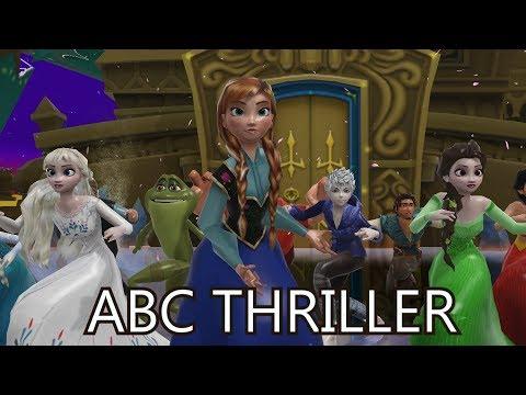 ABC Thriller |Nursery Rhymes for Kids | Baby Songs | Children Songs |kids song |