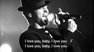 Justin Timberlake Love Don't Love Me Lyrics