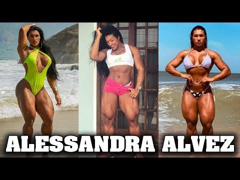 Robin Triple Dee - Women's IFBB Pro Bodybuilder from YouTube · Duration:  4 minutes 17 seconds