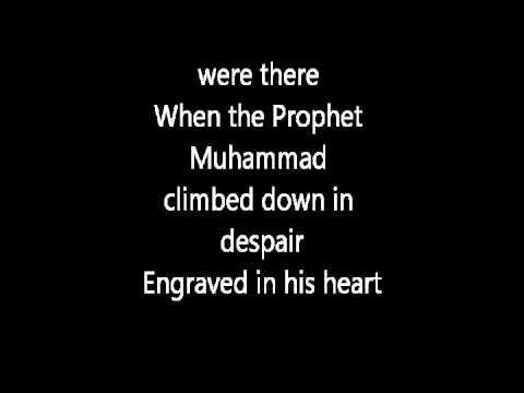 mountains of makkah lyrics