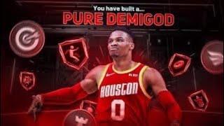 NBA2K20 معظم تغلبوا أفضل بناء إله خلق