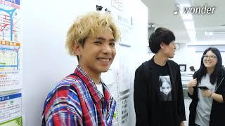 メジャーデビューEP「22」リリース時の福岡キャンペーンのドキュメント...