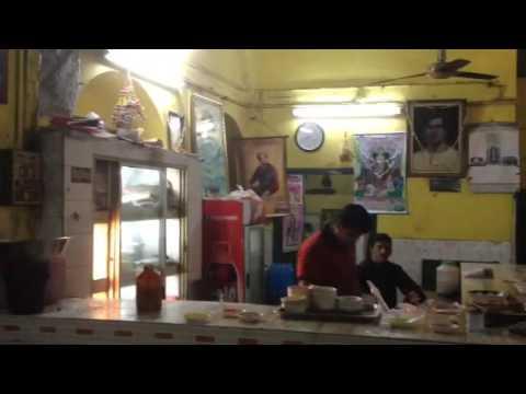 Historical Modur Canteen of University of Dhaka, Bangladesh