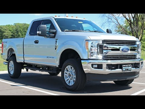 2017 Ford F-250 Super Duty XLT Super Cab 6.7L Power Stroke at Eau Claire Ford Lincoln Quick Lane
