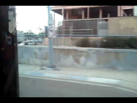 San Diego Industrial Street Skid Row