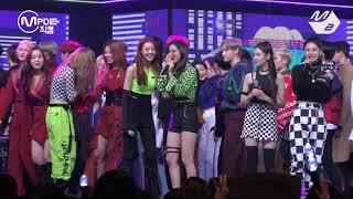 ITZY 1st WIN + Encore- Dalla-Dalla (Fastest K-Pop girl group to win a music show - 9 Days)