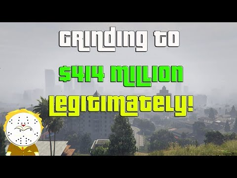 GTA Grinding to $414 Million Legitimately And Helping Subs