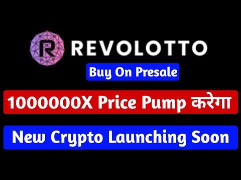 Revolotto Token Next Shiba Inu | New Crypto Launching on Pancakeswap | Presale | RVL token Presale |