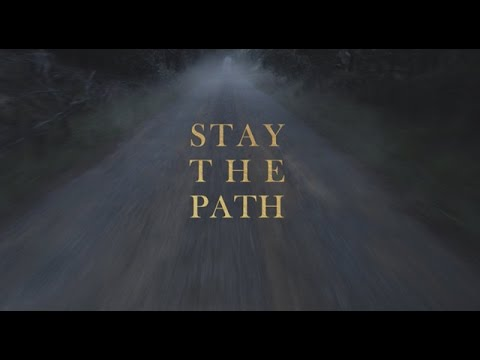 Stay the Path book trailer