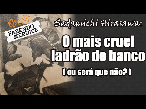 Incidente Teigin: O Mais Cruel E Covarde Roubo A Banco (e A Caçada Ao Culpado)