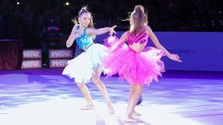 Grand Prix Moscow 2017 Gala Show - Dina and Arina Averins | Дина и Арина Аверины
