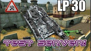 Lets Play Test Sever - Tankionline | M4D_GENiUS