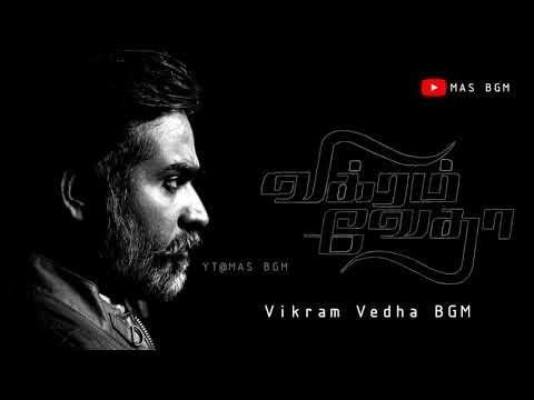 Vikram Vedha BGM | Vikram Vedha | Free Ringtone Download Link 👇| Tamil Whatsapp Status | Mas BGM
