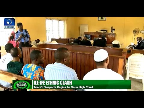 News Across Nigeria: Traditional Ruler, Others Remanded In Prison Over Ile-Ife Clash