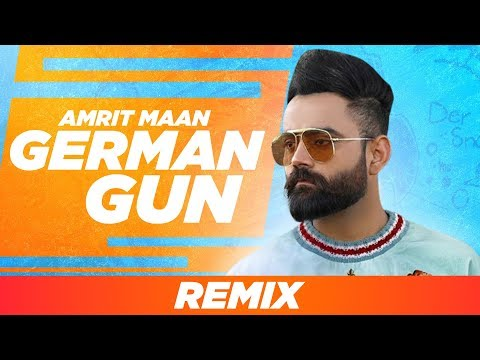 German Gun (Dhol Mix Audio) | Amrit Maan Ft DJ Flow | DJ Laddi MSN | Latest Remix Songs 2019