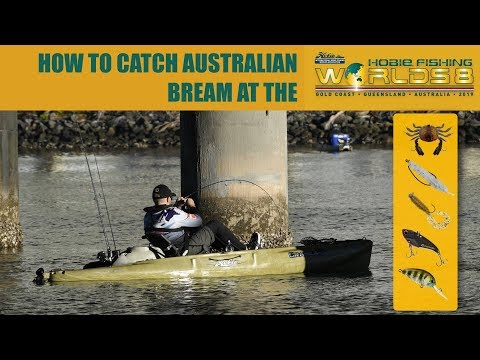 2019 Hobie Worlds | How To Catch A Yellowfin Bream