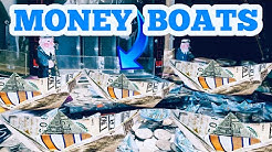 BOAT LOADS OF MONEY Inside The High Limit Coin Pusher Jackpot WON MONEY / ASMR