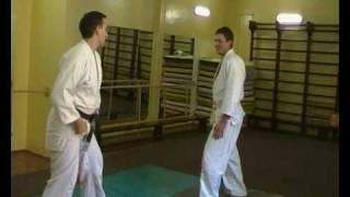 Хапкидо (защита от ударов ногами)