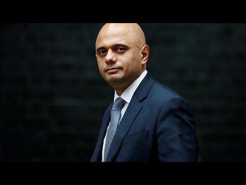 UK gets new interior minister