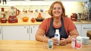 Sütlerin Yağ Oranları - Semen Öner - Yemek Tarifleri