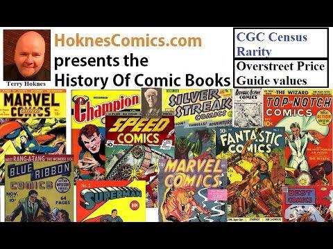 Comic Book History Part 67 1939 11 November Best Comics Blue Ribbon 1 MLJ