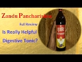 झंडू पंचारिष्ट|Zandu Pancharishta Review|Benefit|Best Digestive Tonic