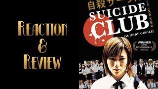 """Suicide Club"" Reaction & Review"