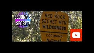Secret Caves in Sedona!