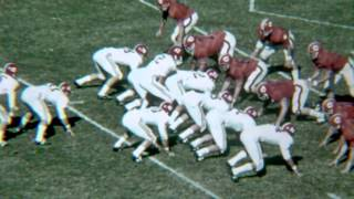 1967 Alabama vs. Clemson Highlights with narration by Coach Bryant.