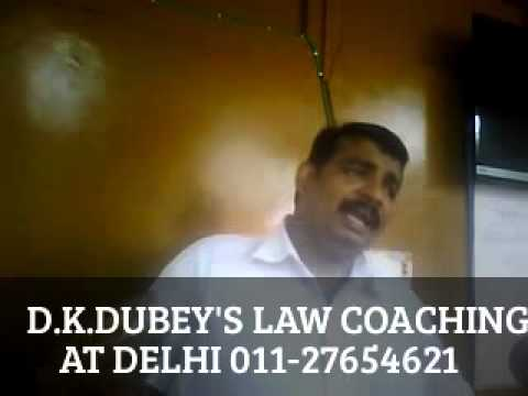 EVIDENCE LECTURE ONE PART 3 BY D K DUBEY AT DELHI FOR JUDICIAL SERVICES, PCS-J,HJS