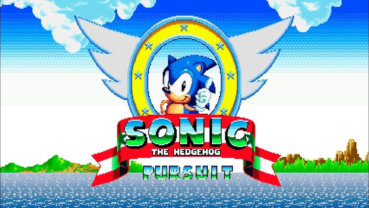 Sonic Pursuit (Alpha 0 1 0) - Showcase - Fan Game