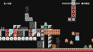 (auto)Mario+Kart.4.Halbfinale by BFFi■♪PiLZ - Super Mario Maker - No Commentary
