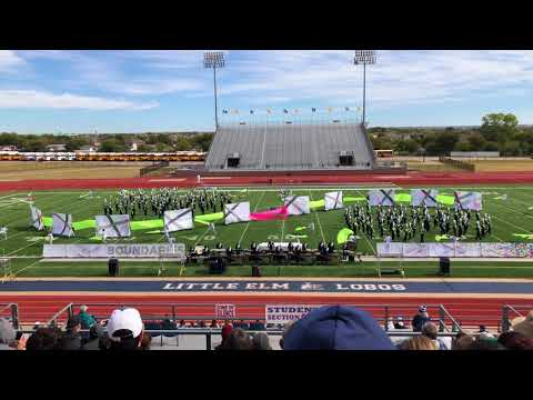 Lone Star High School Band - Area Prelims 2017 - (2/3) Ballad 4K 60FPS